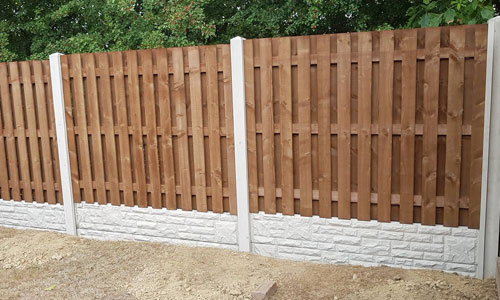 Fencing article from S Beech Timbers