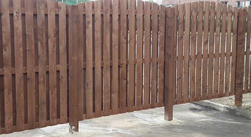 Fencing in Barnsley