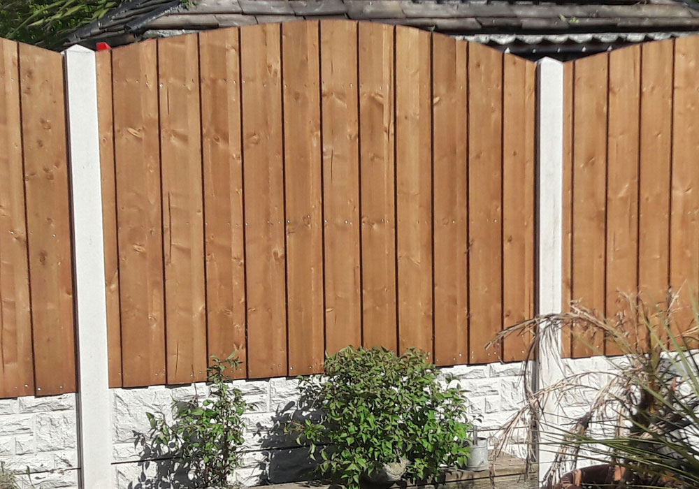 Fence Posts in Barnsley