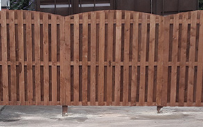 Fencing fitting in Barnsley