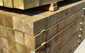Timber in Barnsley